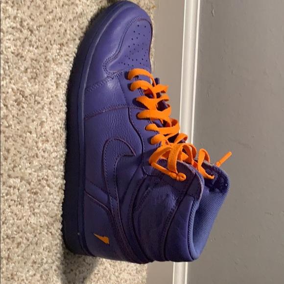 new styles 3553f 75276 Jordan 1 Gatorade (purple)